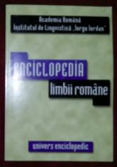 Enciclopedia limbii romane / M. Avram et. al. coord. M. Sala foto