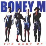 Boney M. - The Best Of CD original 1997 Camden Comanda minima 100 lei