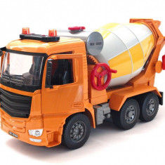 Concrete Mixer Truck with moving vessel 1:20