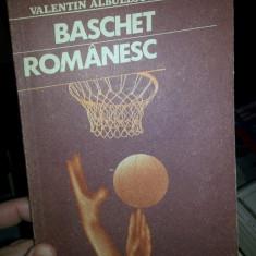 BASCHET ROMANESC-VALENTIN ALBULESCU