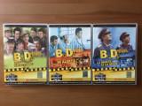 COLECTIA BRIGADA DIVERSE 3 filme dvd BD in actiune in alerta la munte si la mare, Romana