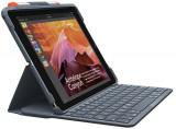 Husa cu tastatura Logitech Slim Folio 920-009489 pentru iPad Air 10.5inch gen3 (Negru)