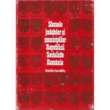 Stemele judetelor si municipiilor R. S. R. Studiu Heraldic - Dan Cernovodeanu, Ioan N. Manescu