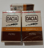 Pachet plin tigari Dacia anii '90