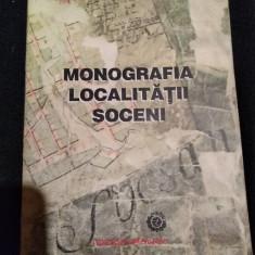 Monografia localității Soceni/Caraș Severin, Banat