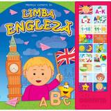 Carte cu sunete - Primele cuvinte in limba engleza |