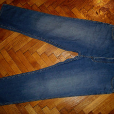 "Blugi Wrangler ""Texas Stretch""-Marimea W40xL32 (talie-100cm,lungime-112cm), 40, Lungi"