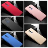 Bumper / Husa ultra subtire pentru Huawei Mate 20 / Mate 20 Lite / Mate 20 Pro, Alt model telefon Huawei, Albastru, Auriu, Negru, Rosu, Roz, Plastic