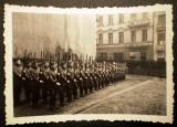 P.108 FOTOGRAFIE RAZBOI WWII MILITARI GERMANI WEHRMACHT 9/6,2cm