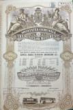 Actiuni Societatea Comunala a Tramvaielor 1943