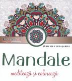 Mandale - mediteaza si coloreaza |, Creative Publishing