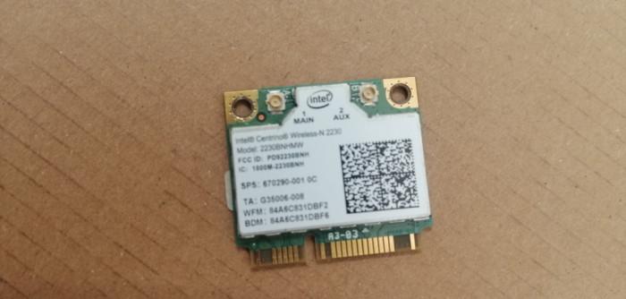 Intel Centrino Wireless-N 2230 MEDION AKOYA E7222 md99030 Bluetooth 4.0 300Mbps