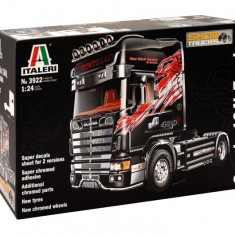 "1:24 SCANIA 164L TOPCLASS ""SHOWTRUCKS"" 1:24"
