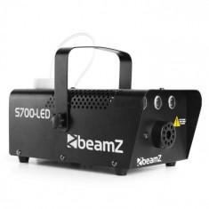Beamz S700 Fog mașină de 700W cu LED-uri efect de flacără