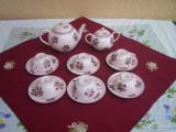 serviciu ceai antik ZSOLNAY