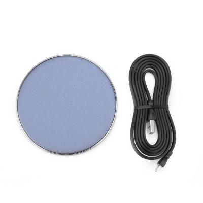 Incarcator Universal Wireless (Albastru) REMAX RP-W10 foto