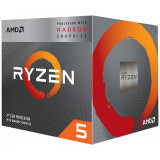 Procesor Ryzen 5 3400G ,4.2GHz,6MB,65W,AM4 box, RX Vega 11 Graphics