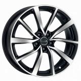 Jante LEXUS IS200 7.5J x 18 Inch 5X114,3 et45 - Mak Panorama Black Mirror - pret / buc