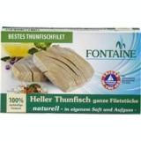 File de Ton Alb Natur Bio 120gr Fontain Cod: 562105