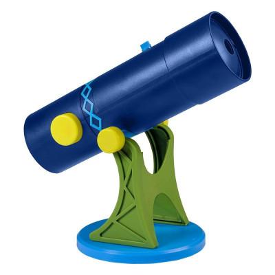 Telescop tip proiector Geosafari, portabil, lumina LED pentru citit si vedere nocturna foto