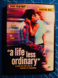 Cumpara ieftin A LIFE LESS ORDINARY 1997 / dvd english NTSC 1 widescreen made in canada 1999, Engleza