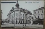 Cluj, Hotelul New York// CP, Circulata, Fotografie