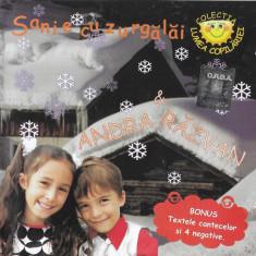 CD Andra Și Răzvan – Sanie Cu Zurgălăi, original