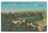 399 - ALBA-IULIA, Cetatea, Romania - old postcard - unused - 1917