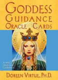Goddess Guidance Oracle Cards [With Booklet]