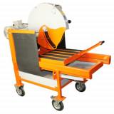 Cumpara ieftin Masina de taiat caramida Bisonte KTV 650E, 400 V, 5.5 kW, disc 650 mm, lungime taiere 500 mm