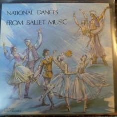 Dansurile Popoarelor In Muzica De Balet  Electrecord – ST-ECE 04149 /  1992, VINIL