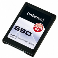 SSD Intenso Top 256GB SATA-III 2.5 inch