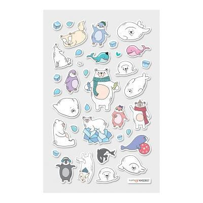 Itsy Bitsy Stickers - Arctic Antics (1 Sheet) foto
