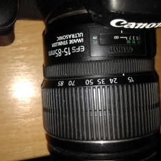 Canon eos 7 D .