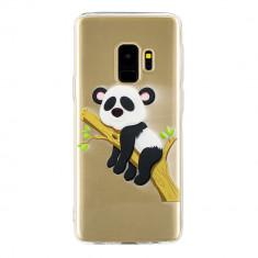 Cumpara ieftin Husa Samsung S9 silicon panda