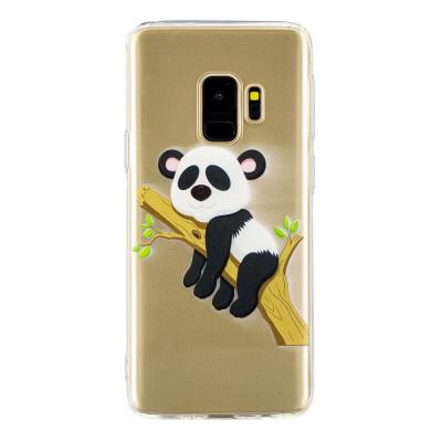 Husa Samsung S9 silicon panda foto