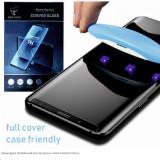 Folie Sticla iPhone 6 Plus / 7 Plus / 8 Plus Protectie Display Cu Adeziv UV