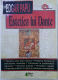 Edgar Papu - Estetica lui Dante