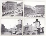 Bnk foto - Brasov - anii `70-`80 - lot 6 fotografii, Alb-Negru, Cladiri, Romania de la 1950