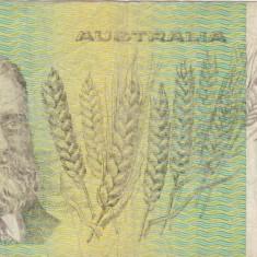 Australia 2 dolari ND (1985 ) F