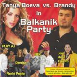 CD Balkanik Party, manele