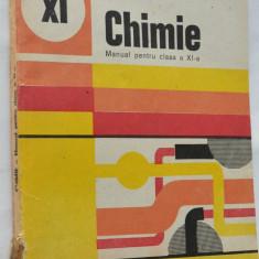 Manual de chimie - clasa a XI-a 1995