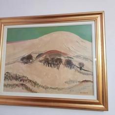 Tablou în ulei - Gh. Botan 1974, Natura, Altul