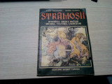 STRAMOSII - Burebista, Decebal - Radu Theodoru - SANDU FlOREA (desene) - 1980