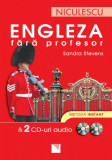 Engleza fara profesor + 2 CD-uri audio