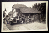 P.096 FOTOGRAFIE RAZBOI WWII MILITARI GERMANI WEHRMACHT MOTOCICLETE BMW R17