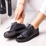 Pantofi dama casual negri Manida