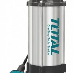 Pompa submersibila - apa murdara - cu tocator - 1500W - MTO-TWP715001