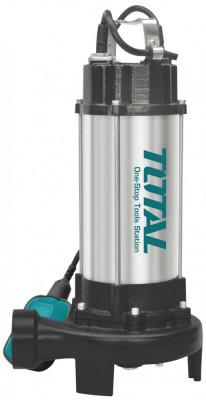 Pompa submersibila - apa murdara - cu tocator - 1500W foto