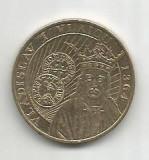 No(4) moneda-ROMANIA- 50 bani 2014- VLADISLAV VLAICU